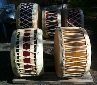 powwowdrums-tribal